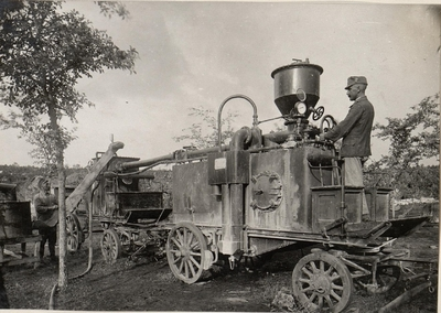 Image from object titled Gas production machine
