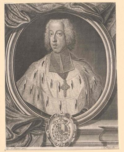 Klemens August, Herzog von Bayern, Kurfürst von Köln