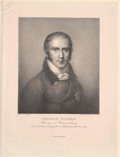 Friedrich Wilhelm, Herzog von Braunschweig-Oels