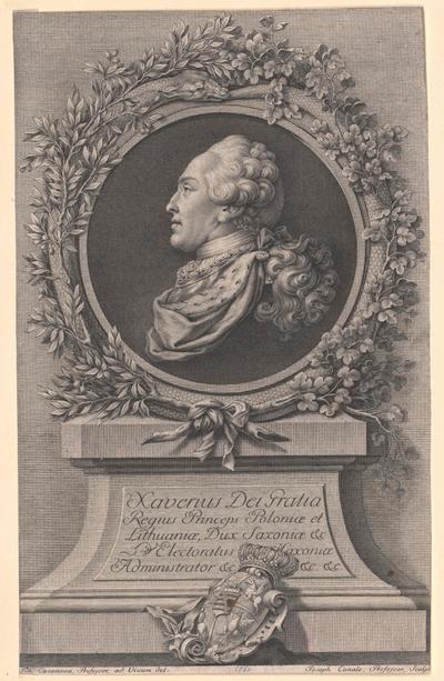 Franz Xaver, Prinz von Sachsen
