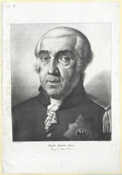 Anhalt-Dessau, Leopold Herzog