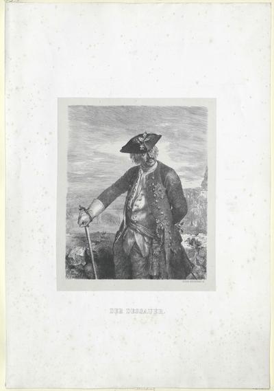 Leopold I., Fürst von Anhalt-Dessau
