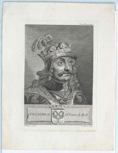 Wilhelm II., Graf von Holland