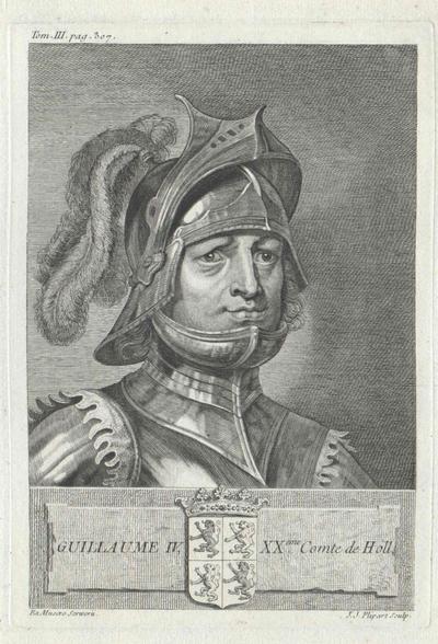 Wilhelm IV., Graf von Holland