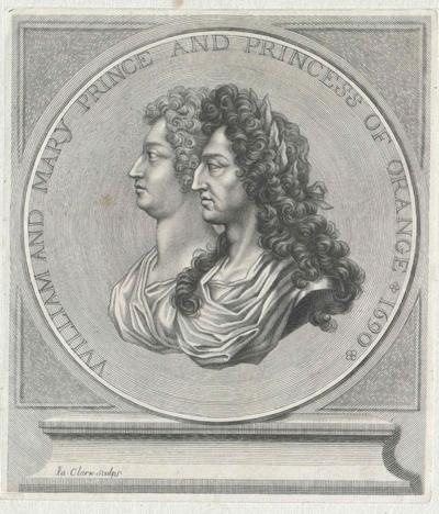 Image from object titled Wilhelm III., Prinz von Oranien, König von England