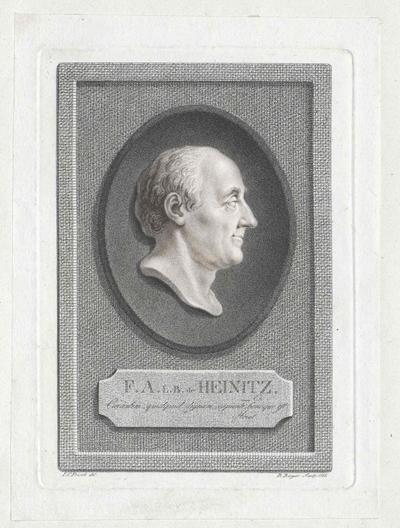 Heynitz, Friedrich Anton von