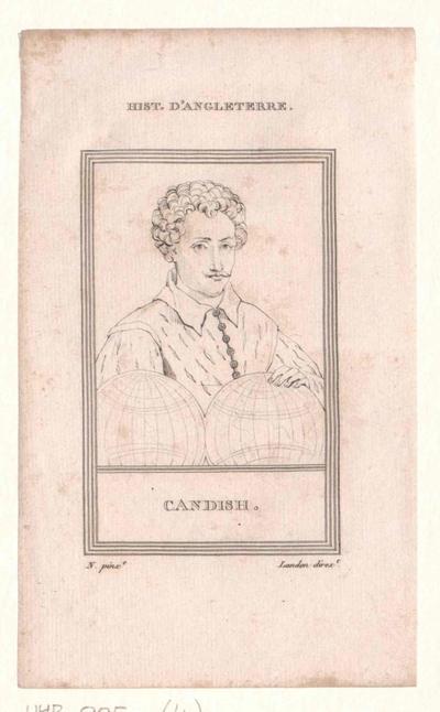 Cavendish, Thomas