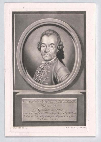 Martini, Friedrich Heinrich Wilhelm