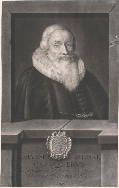 Waser, Johann Heinrich