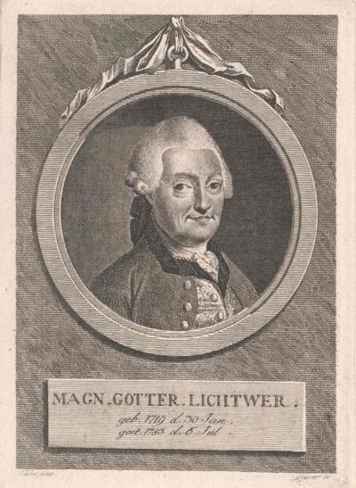 Lichtwer, Magnus Gottfried
