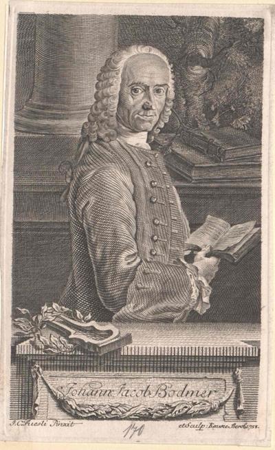 Bodmer, Johann Jakob