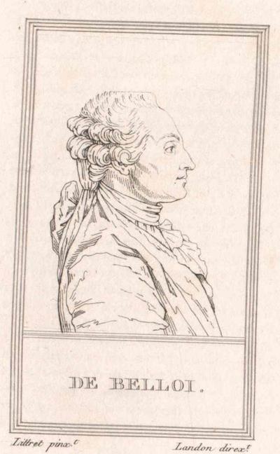 Belloy, Pierre Laurent de