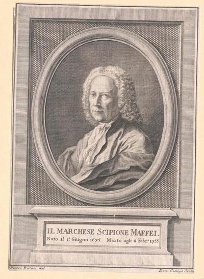 Maffei, Scipione Marchese