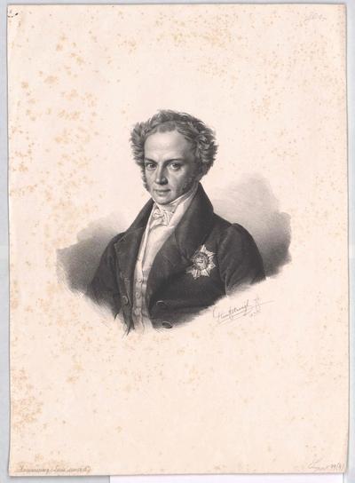 Armansperg, Josef Ludwig Graf von