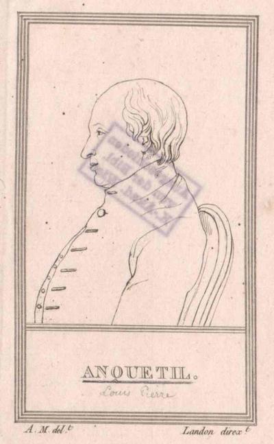 Anquetil, Louis Pierre