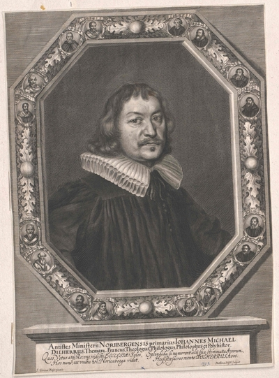 Dilherr, Johann Michael