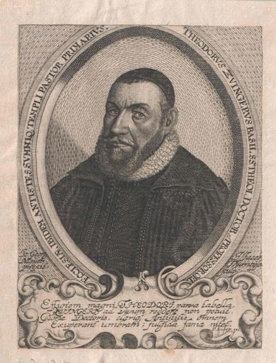 Zwinger, Theodor