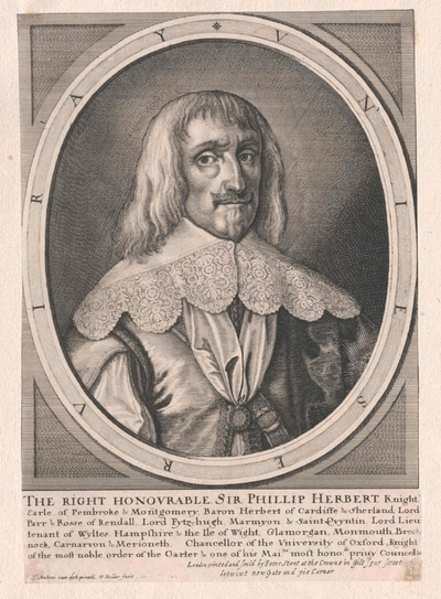Image from object titled Herbert, 1. Earl of Montgomery, 4. Earl of Pembroke, Philip