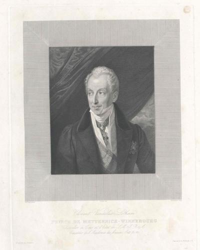 Metternich-Winneburg, Klemens Wenzel Lothar Fürst von