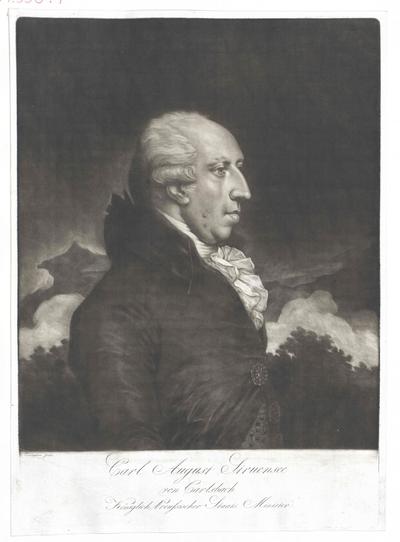 Struensee-Carlsbach, Karl August von
