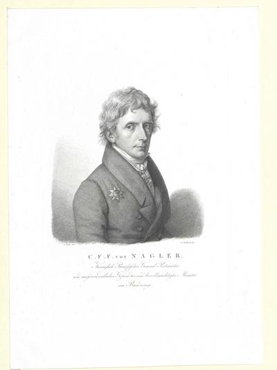 Nagler, Karl Ferdinand Friedrich von