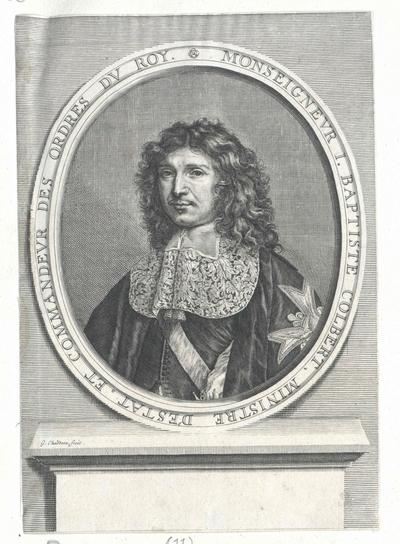Colbert, Marquis de Seignelay, Jean Baptiste
