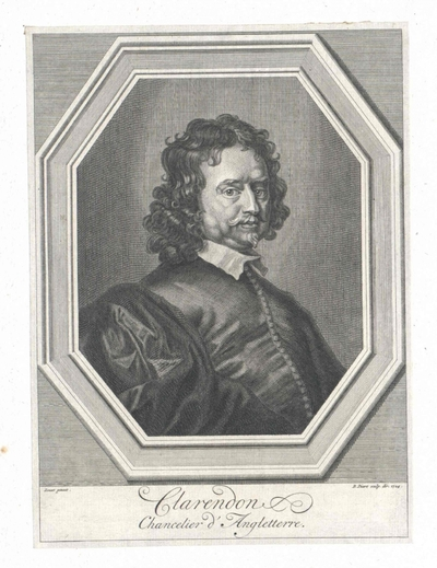 Hyde, 1. Earl of Clarendon, Edward