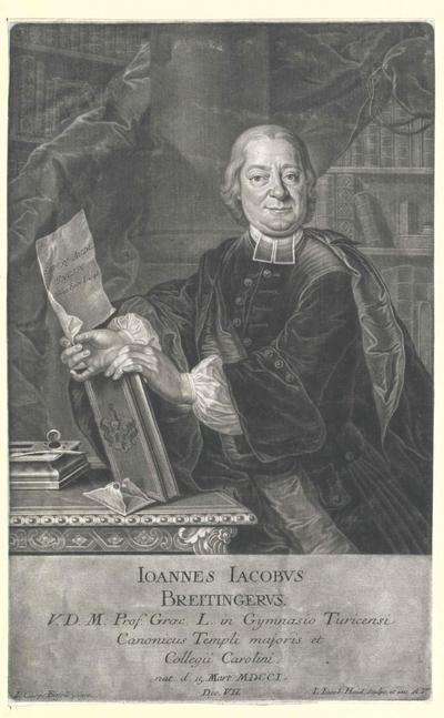 Breitinger, Johann Jakob