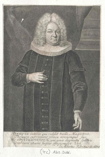 Neumeister, Erdmann