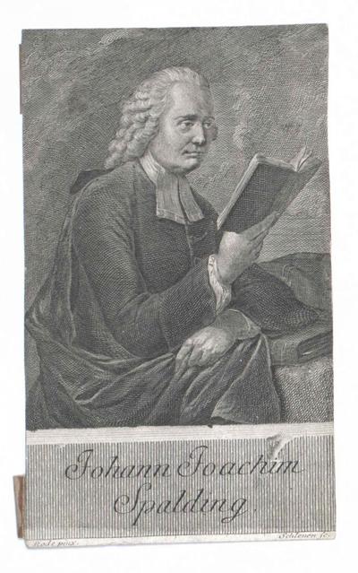 Spalding, Johann Joachim