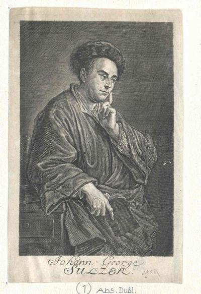 Sulzer, Johann Georg