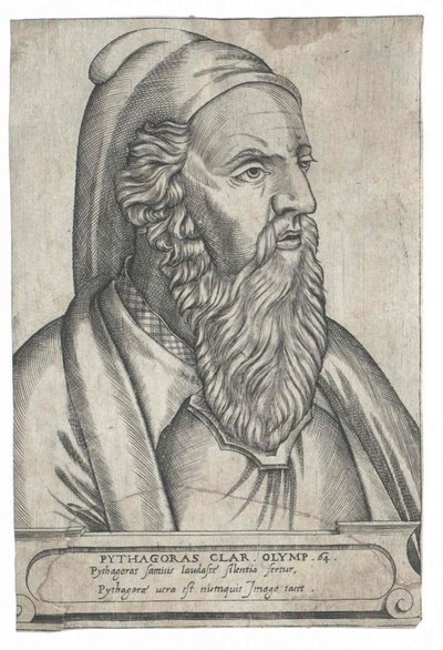 Image from object titled Pythagoras
