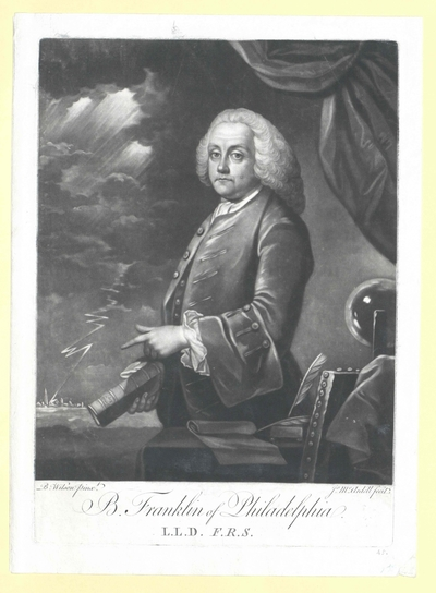 Image from object titled Franklin, Benjamin