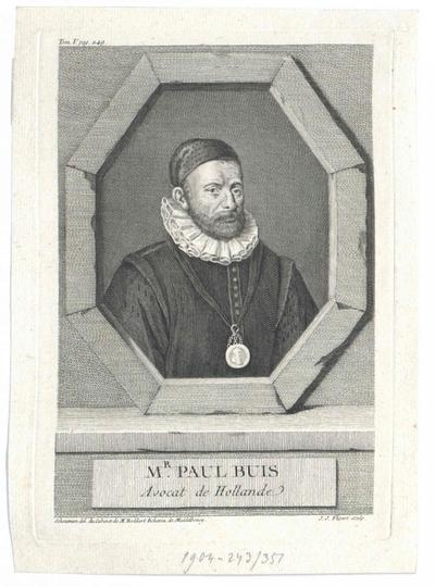 Buis, Paulus van