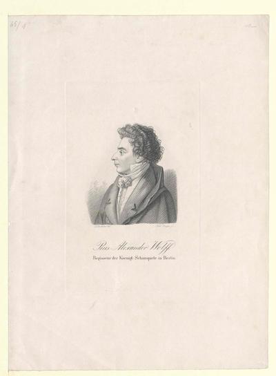 Wolff, Pius Alexander