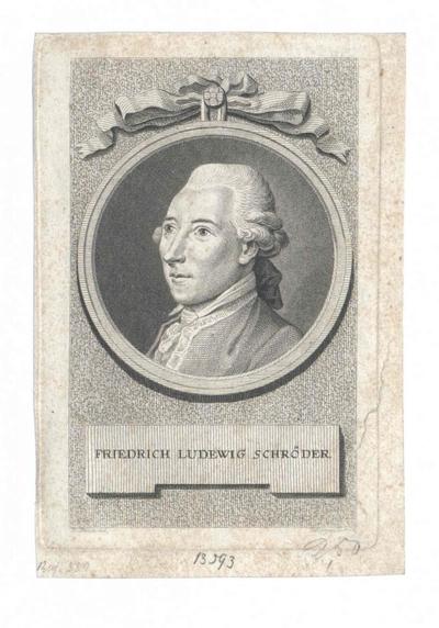 Schröder, Friedrich Ludwig