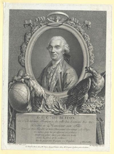 Buffon, Georges-Louis Comte