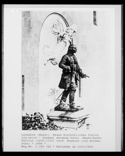 Denkmal für Abraham Davel