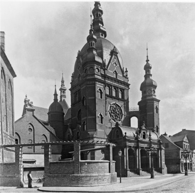 Image from object titled Synagoge, Danzig,