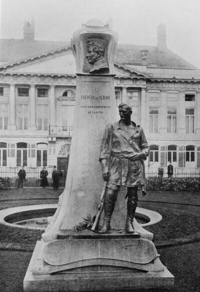 Denkmal des Frédéric de Mérode (1792-1830)