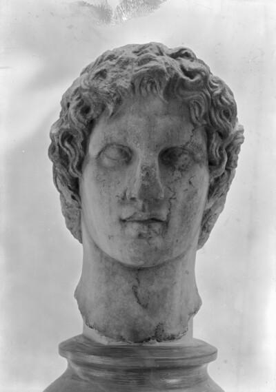 Kopf Alexanders des Großen