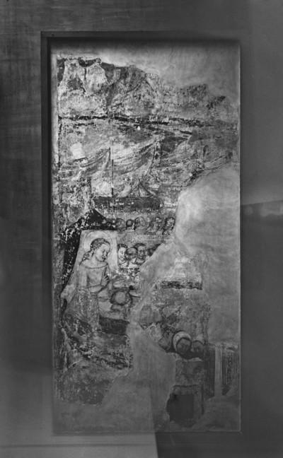 Zyklus der Ursulalegende aus der Ursulakapelle in Santa Margherita — Die Fahrt mit dem Schiff nach Köln