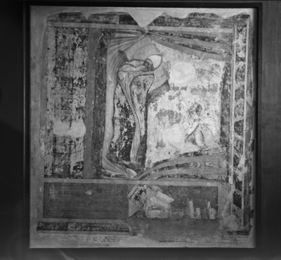 Zyklus der Ursulalegende aus der Ursulakapelle in Santa Margherita — Der Traum des Papstes