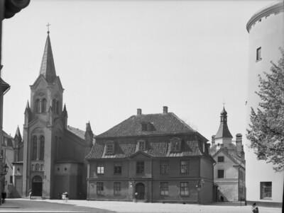 Muttergotteskirche / Kirche Mater Dolorosa, Riga, Pils iela 5