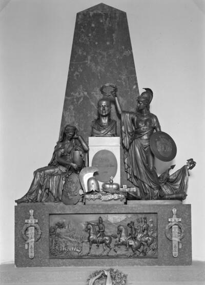 Epitaph des Fürsten Barklay de Tolly
