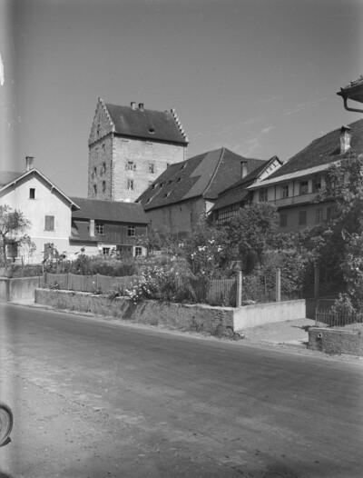 Ehemaliges Bischofsschloss & Altes Schloss, Markdorf (Bodenseekreis)
