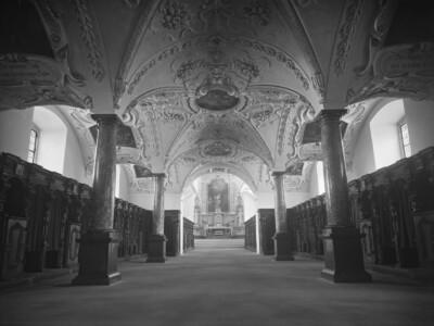 Beichtkirche des Benediktinerklosters Maria Einsiedeln, Einsiedeln (Schwyz)