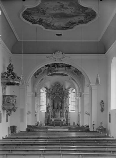 Katholische Pfarrkirche Sankt Johannes, Peißenberg