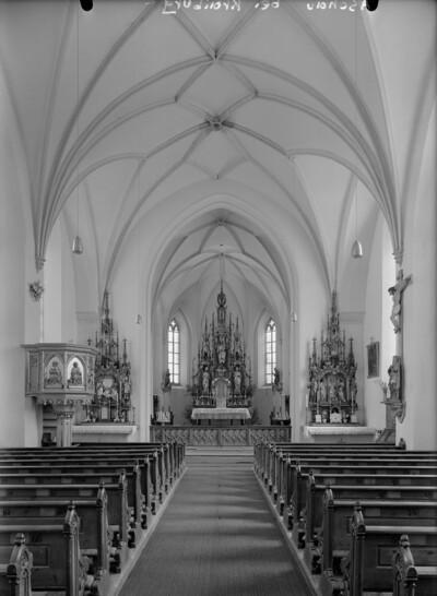Katholische Pfarrkirche Sankt Mariä Himmelfahrt, Aschau am Inn