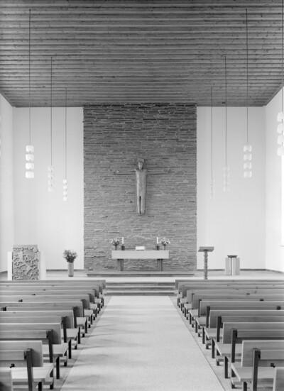 Evangelische Erlöserkirche, Gevelsberg, Elberfelder Straße 16